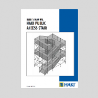HAKI Public Access Stair - User guide