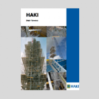 HAKI Stair Tower Brochure