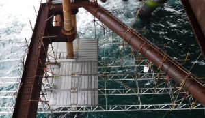 BP Enquest Magnus HAKI Suspended Scaffold